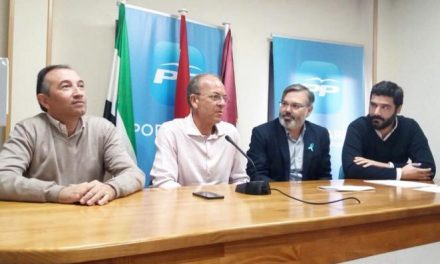 El presidente del PP en Extremadura pide a la Junta una mayor implicación con los problemas de Plasencia