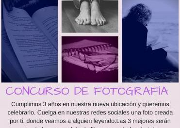 La Biblioteca de Coria celebra su tercer aniversario en la nueva ubicación con un concurso de fotografía
