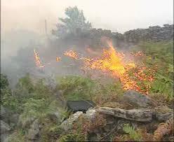 Prohíben temporalmente hacer fuego en 30 municipios del Jerte y la Sierra de Gata por el riesgo de incendios