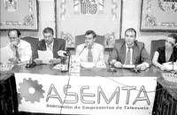 Los empresarios de Talayuela acuerdan nuevos proyectos para los próximos meses en la asamblea general