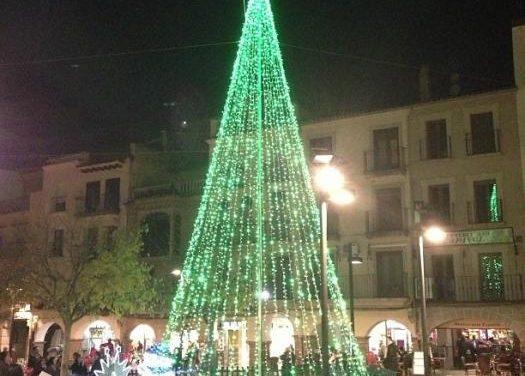 El Ayuntamiento de Plasencia adelanta el encendido de las luces de Navidad al 4 de diciembre
