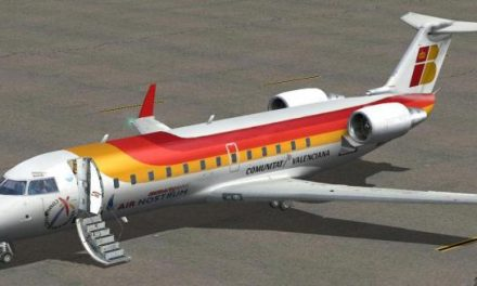 Air Nostrum oferta plazas desde 51,97 euros para volar desde Badajoz a Madrid, Barcelona, Bilbao y Mallorca