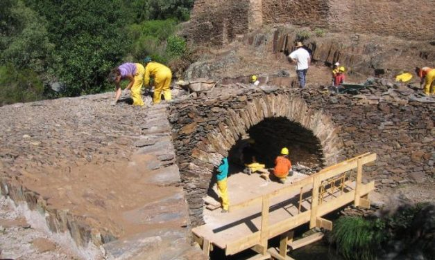 """Las Hurdes clausurará el lunes el taller de empleo """"Patrimonio crea Empleo"""" con 38 alumnos"""
