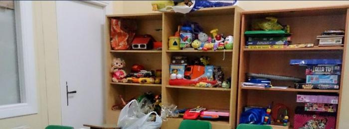 """Protección Civil de Coria recoge juguetes nuevos y usados en la campaña """"Ningún niño sin juguete"""""""