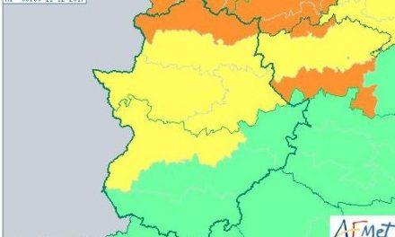El Centro 112 amplia a toda la región la alerta naranja por vientos durante la jornada del lunes