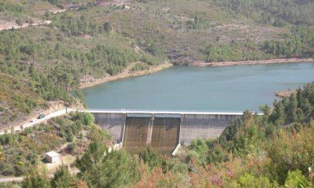 Los embalses de Cáceres se encuentran al 48.66% de su capacidad, casi  tres puntos menos que hace un mes