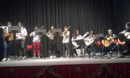 Los alumnos de la Escuela de Música de Moraleja celebrarán el próximo lunes el concierto de Navidad
