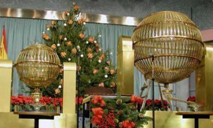 Una administración de Ceclavín vende un boleto del segundo premio de la Lotería de Navidad dotado con 125.000 euros