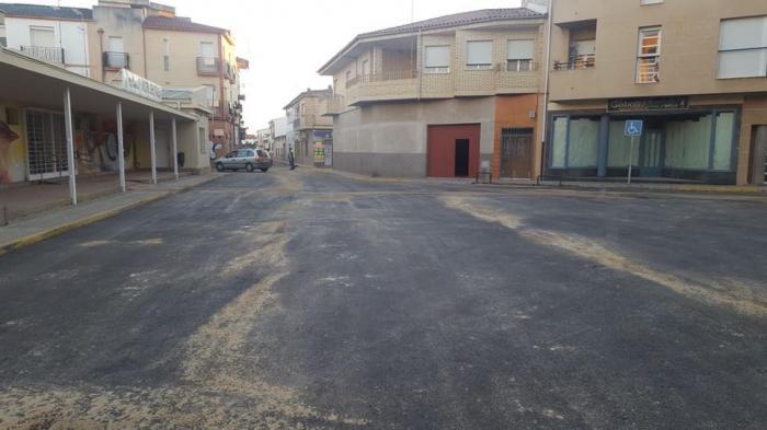 El consistorio de Moraleja destina más de 120.000 euros al asfaltado y arreglo de varias calles