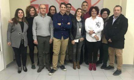 El socialista Héctor Lisero elegido por unanimidad como nuevo secretario general del PSOE de Coria