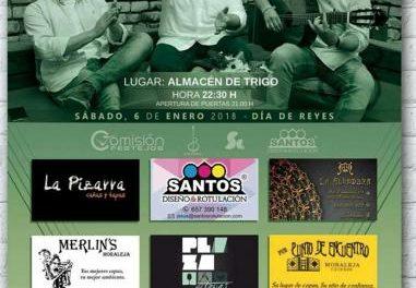 Moraleja acogerá este sábado un concierto flamenco organizado por la Comisión de Festejos