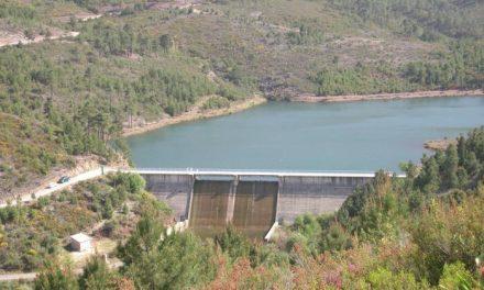 Los embalses extremeños de la cuenca del Tajo cuentan con 4.183 hectómetros cúbicos