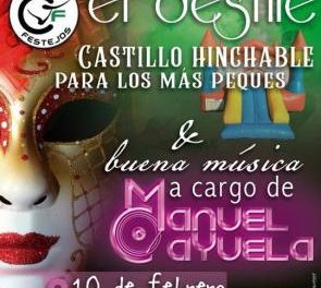 La Comisión de Festejos de Moraleja celebrará un fin de fiesta tras el gran desfile de Carnaval del 10 de febrero