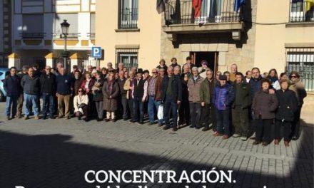 El colectivo de personas mayores de Moraleja se manifestará este viernes para pedir una pensión digna