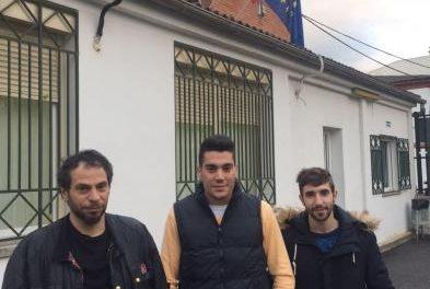 Dos alumnos del IES Alagón de Coria desarrollan sus prácticas en Portugal gracias al programa Erasmus+
