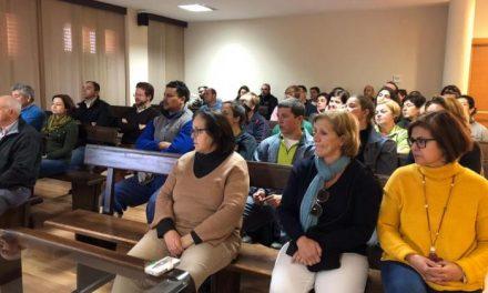 Unos 40 trabajadores municipales de Moraleja participan en la primera sesión del Plan de Igualdad