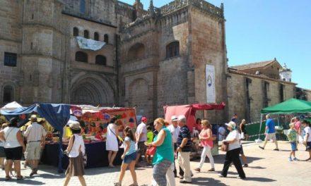 El patrimonio histórico se ha convertido en el principal atractivo turístico de Coria según los visitantes