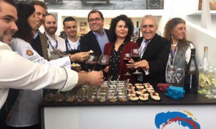 """El Parador de Turismo de Trujillo pone sabor extremeño a la feria culinaria """"Madrid Fusión"""""""