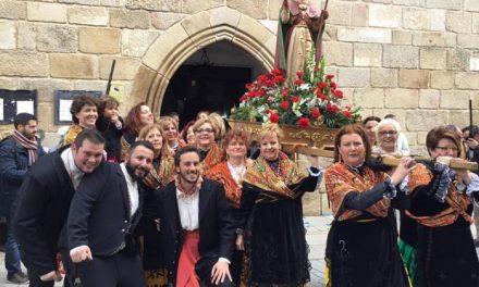 Moraleja está ultimando los preparativos para celebrar el 3 de febrero los actos en honor al patrón San Blas