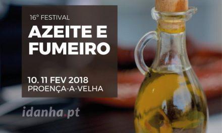 Proença-a-Velha espera recibir a unas 10.000 personas en el XVI Festival del Azeite y el Fumeiro
