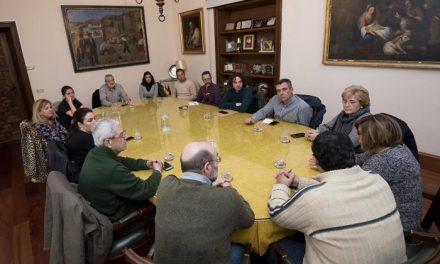 La Diputación se reúne con los municipios afectados por el cierre de  Liberbank para conocer su situación