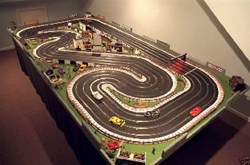 Moraleja tendrá el día 9 en la pista de Las Vegas un escalextric gigante con ocho carriles