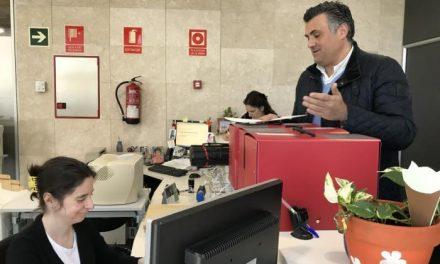 Ballestero espera que el Plan General Municipal de Coria esté aprobado a mediados de este año
