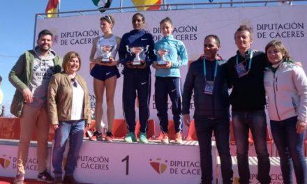 El turco Polat Kemboi y la etíope Beleynash Oljira ganan el Trofeo Campo a Través celebrado en Moraleja