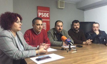 El PSOE acusa al PP de la pérdida del millón de euros presupuestado para las obras de los accesos a Coria
