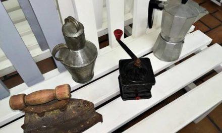 El consistorio de Moraleja continúa recogiendo fotos y enseres para el Centro de Interpretación del Regadío