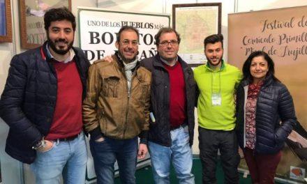 Trujillo se posiciona en FIO como uno de los primeros destinos para el birdwatching en Extremadura