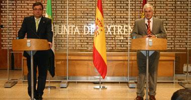 Extremadura y Castilla-La Mancha crean un frente común para que se cumplan los plazos del AVE