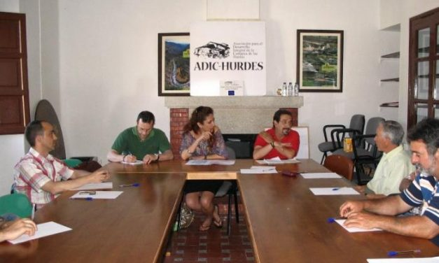 Los empresarios hurdanos comienzan a trabajar en la certificación de calidad con el apoyo de Adic-Hurdes