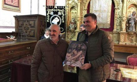 El cartel del cauriense Jesús López Iglesias será el encargado de promocionar la Semana Santa de Coria