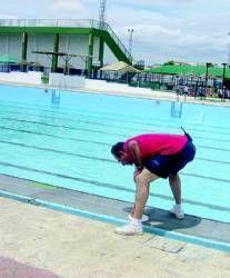 La piscina municipal del polideportivo de Almendralejo abrirá el domingo con retraso