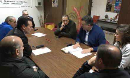 Los empresarios de Coria se unen para reivindicar el proyecto de la mejora de las entradas a la ciudad