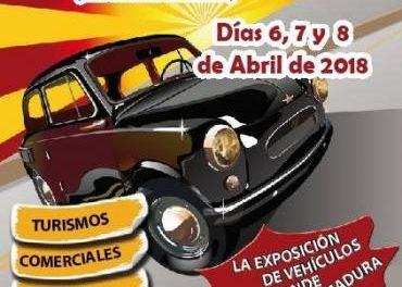 Coria celebrará este fin de semana la X Feria del Vehículo de Ocasión con más de 150 coches