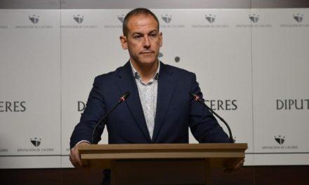 """El PP tilda de """"discriminatoria"""" la política de Rosario Cordero y el PSOE en la Diputación de Cáceres"""