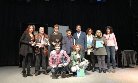 """La obra """"Arte"""" de Origen Teatro recibe el Premio Especial del Público en el certamen de Coria"""