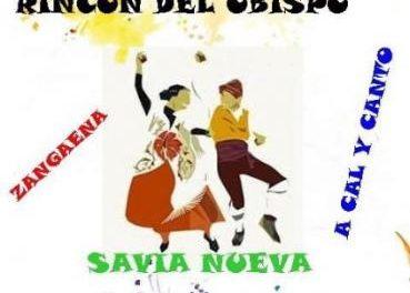 Rincón del Obispo celebrará este domingo el V Festival Folklórico de las Flores con tres grupos de la zona