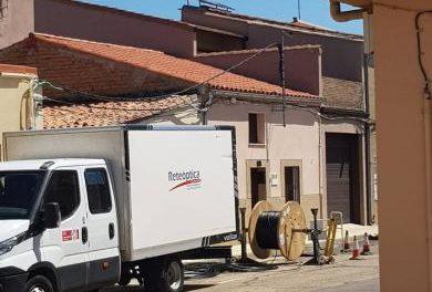 El alcalde de Moraleja destaca los beneficios de la llegada de la fibra óptica a la localidad