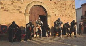 Portezuelo espera contar con numeroso público este sábado en el XIV Festival Medieval