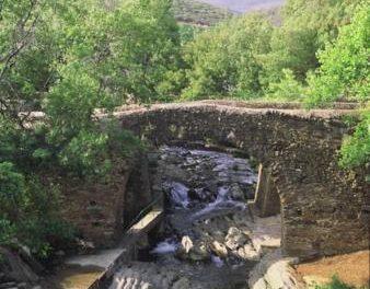 """La Junta incluye el puente """"El Cabril"""" de Gata en el Inventario de Patrimonio Histórico de la región"""