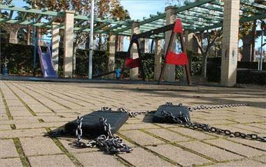 UCE afirma que los parques infantiles de las grandes ciudades de Extremadura muestan deficiencias