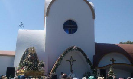 Los vecinos de Moraleja no faltan a su cita anual con la romería en honor a la Virgen de la Vega