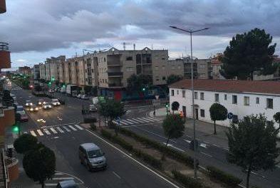 El Centro 112 activa la alerta amarilla por tormentas en las provincias de Cáceres y Badajoz