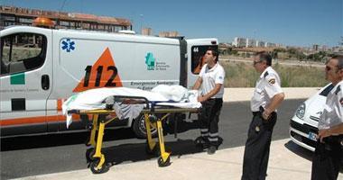Un trabajor natural de Zafra, de 40 años, fallece por una descarga eléctrica en una urbanización de Cáceres