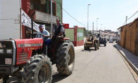 Vegaviana recuperará el próximo lunes la celebración del concurso de tractores en las fiestas patronales
