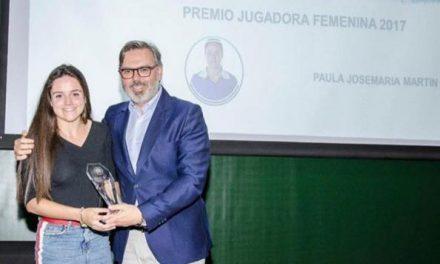 La Federación Extremeña de Pádel nombra a Paula Josemaría como Mejor Jugadora Absoluta
