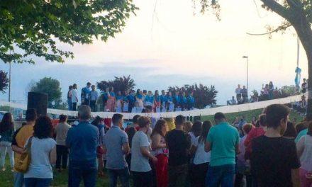 Más de un centenar de alumnos de Bachillerato y FP ponen fin a sus estudios en el IES Jálama con la graduación